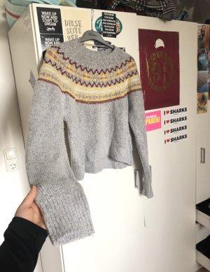 Pull & Bear Norwegian Sweater multicolored