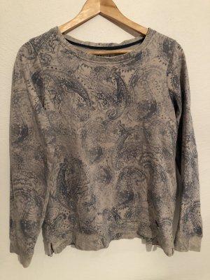 Roxy Kraagloze sweater grijs-blauw