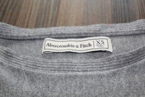 Abercrombie & Fitch Maglione grigio Cotone