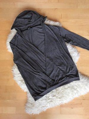 Asos Cashmere Jumper dark grey-anthracite