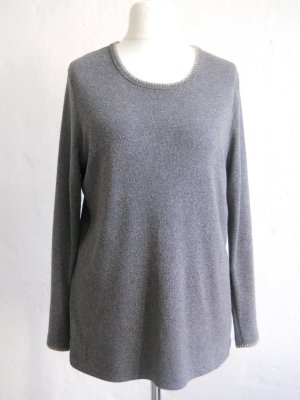Grauer Pullover Gr. XL von Canda