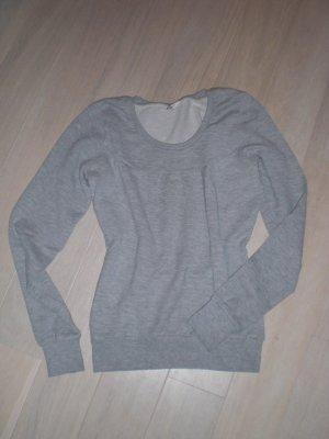 grauer Pullover H&M Gr. 34