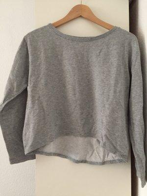 Grauer Pullover H&M Sweater