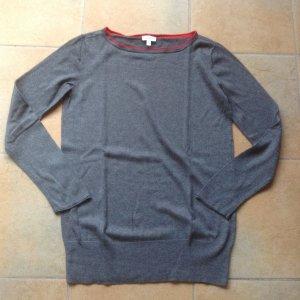 Grauer Pullover - Street One