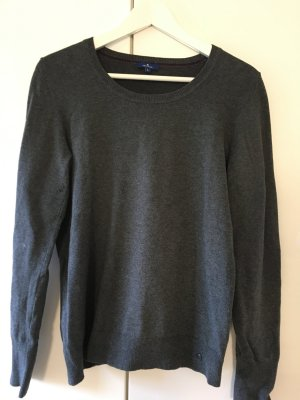 Grauer Pullover - Tom Tailor