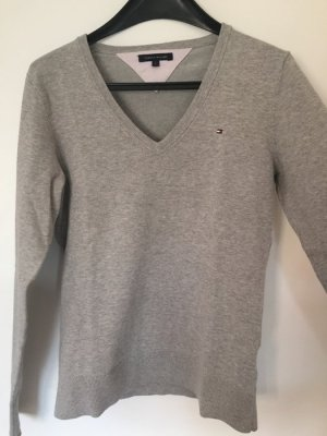 grauer Pullover Tommy Hilfiger, S