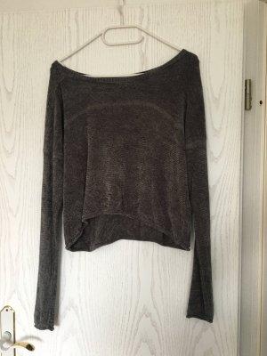 grauer Pullover - Ungetragen