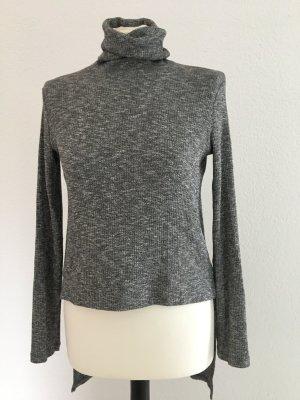 Grauer Pullover von bershka