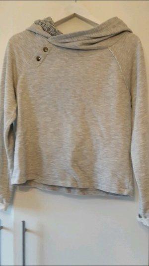 Grauer Pullover von edc