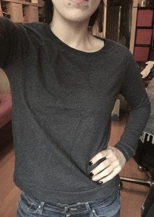 Grauer Pullover von H&M S