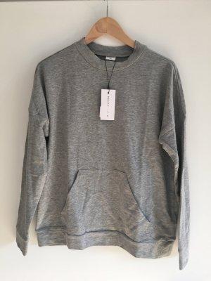Grauer Pullover von JDY