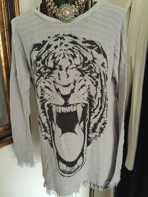 Grauer Pullover von Lauren Moshi