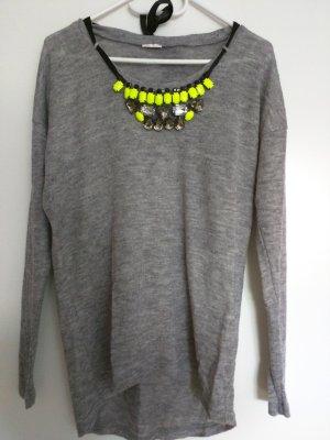 Grauer Pullover von Nümph
