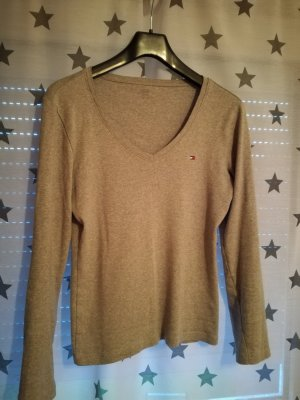 Tommy Hilfiger Pull gris clair