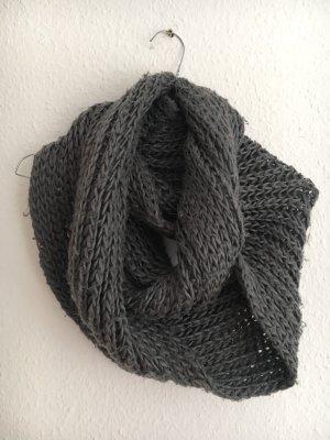 Tube Scarf dark grey