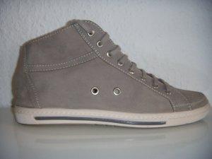 Grauer Sneaker - Leder - NEU! / Görtz17