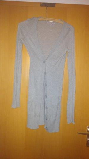 grauer strick cardigan