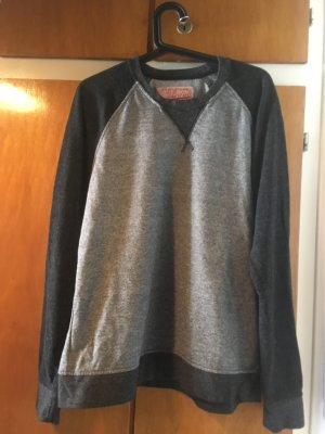 Long Sweater grey-anthracite