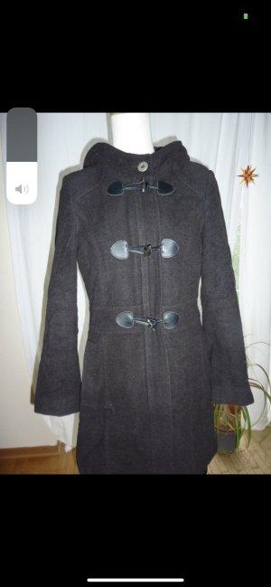 Duffel Coat grey cashmere