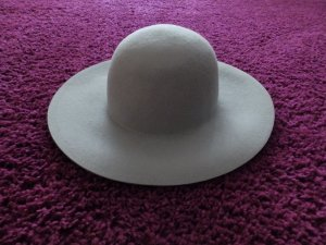 H&M Woolen Hat grey wool