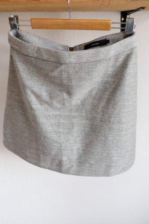 Grauer Wollrock von Vero Moda