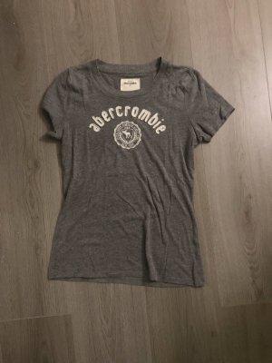 Graues Abercrombie T-Shirt