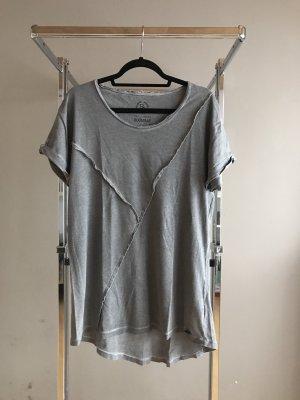 Graues ausgefallen Shirt