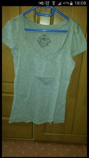 graues basic tshirt :)