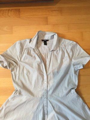 Graues Blusenkleid von H&M Größe 40