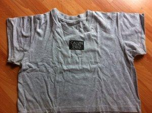 Graues Calvin Klein T-Shirt