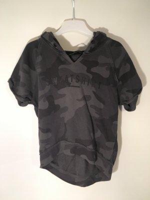 Abercrombie & Fitch Camicia con cappuccio multicolore