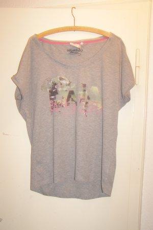graues Chiemsee Shirt bedruckt