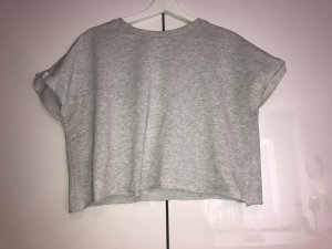 Cropped shirt veelkleurig