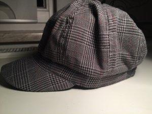 *** graues Flatcap im englischen Landhausstil sucht Träger ***