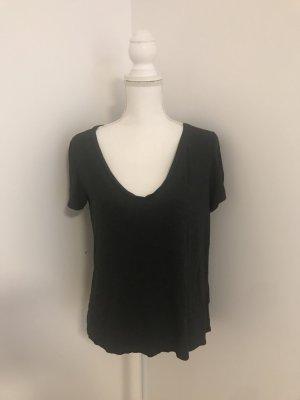 Graues H&M Basic Shirt