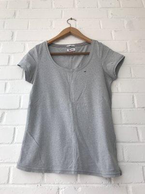Tommy Hilfiger Oversized Shirt grey