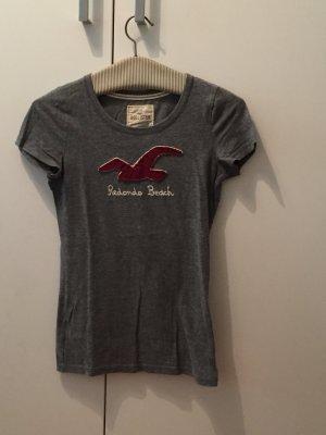 Graues Hollister T-Shirt