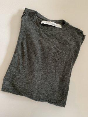 "Graues IRO Paris ""Avenged"" Shirt Tencel-Top super soft Oversized XS"