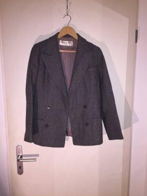 Graues Jacket von Christian Dior