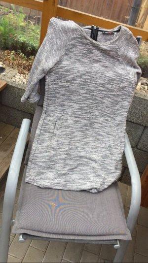 Amisu Robe en laine gris