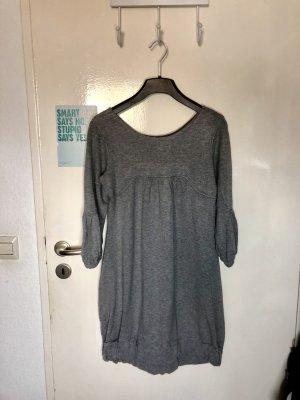 Zara Balloon Dress grey
