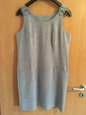 Graues Kleid Gr. 42 mit Taschen
