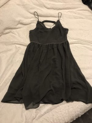 Graues Kleid mit Strassverzierung von Vila