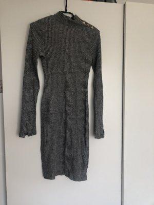 Graues Kleid von h&m