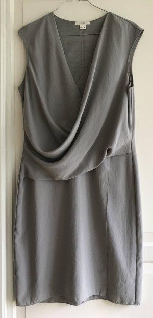 Graues Kleid von Helmut Lang