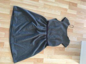 Graues Kleid von Orsay