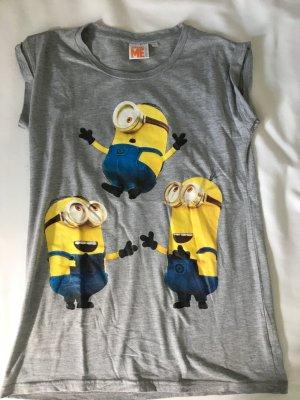 Graues Minion T-Shirt