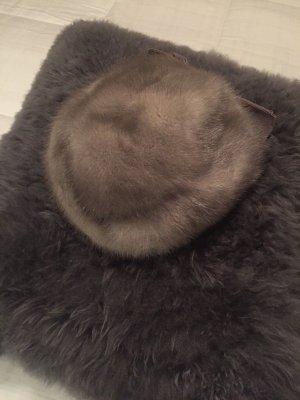Cappello grigio chiaro-grigio