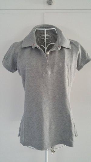 Calvin Klein Jeans Polo shirt lichtgrijs