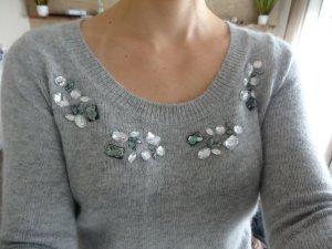 Graues Pullover von Amisu